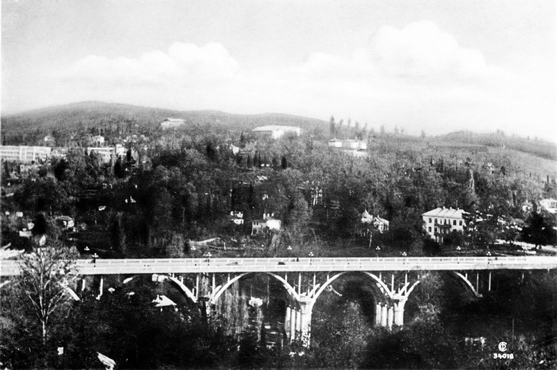 Виадук через Верещагинскую балку