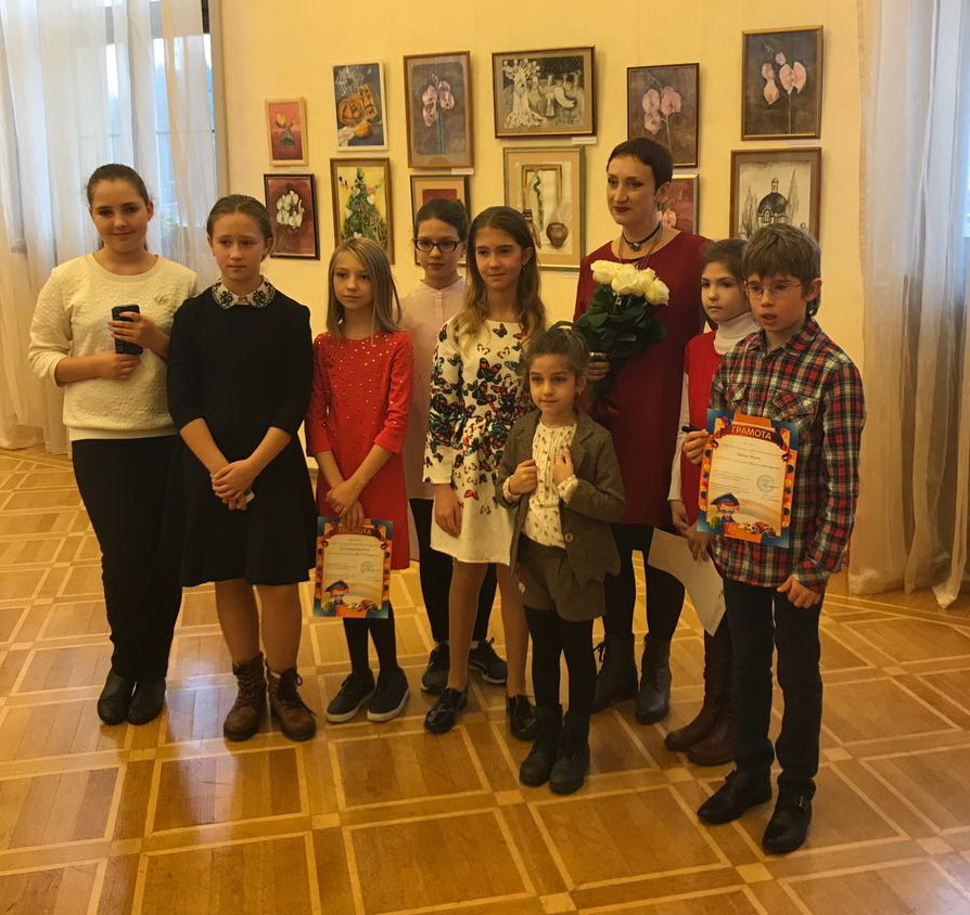 Юные таланты Сочинского художественного музея